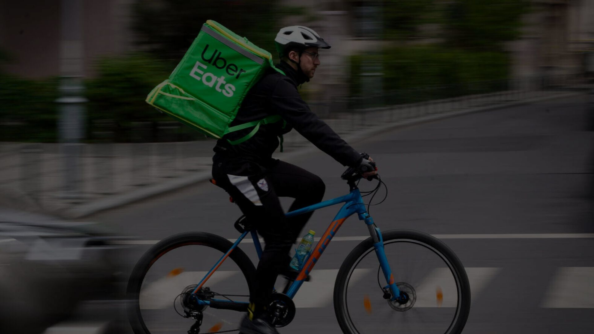 Foto de Medidas anunciadas pelo Uber Eats para apoiar restaurantes em meio a preocupações com o coronavírus