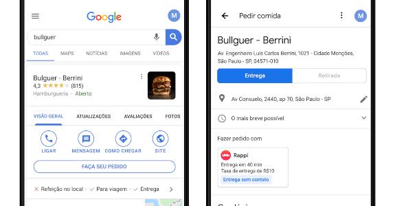 Vendas pelo Google